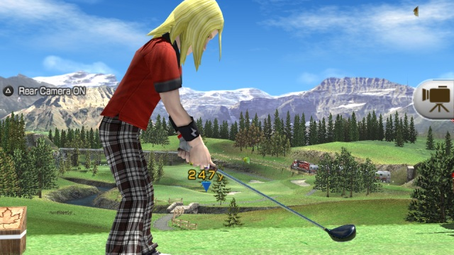 Everybody's Golf - Take the Shot