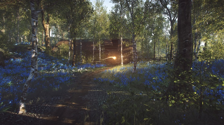 Everybody's Gone to the rapture The Chinese room review