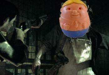 Evil Within Weeble