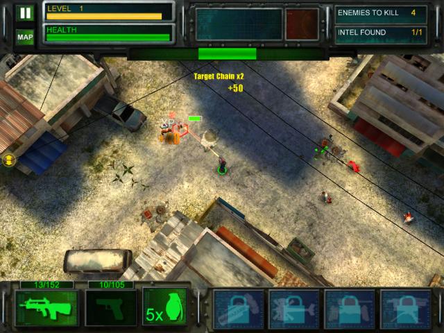 Extraction - Screenshot