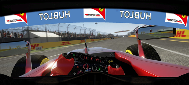 Codemasters Announce F1 2013′s Classic Drivers, Cars and Tracks