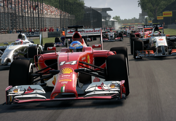 F1 2014 featured