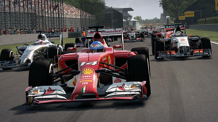F1 2014 Review - GodisaGeek com