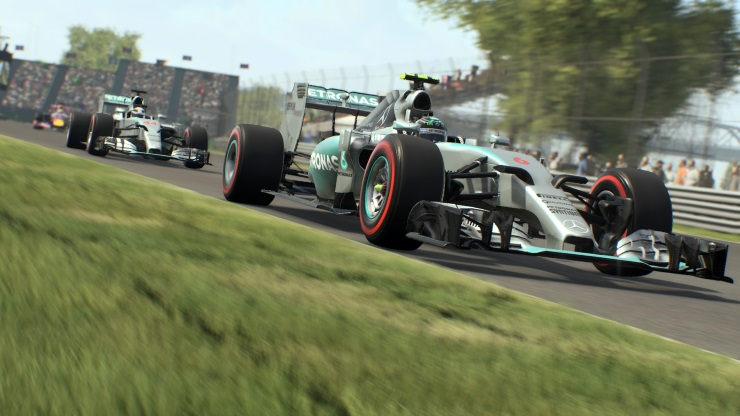 F1 2015 Preview and Interview