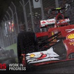 Codemasters Announce F1 2015