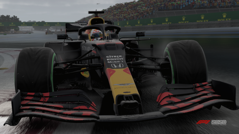 F1 2020 review