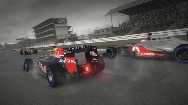 F1 Preview Rain