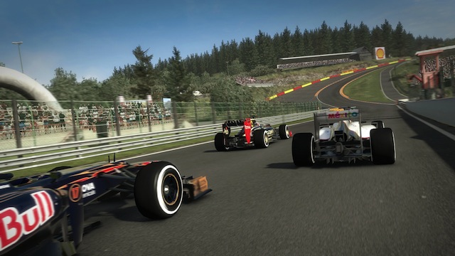 F1 2012 - Screenshot 01