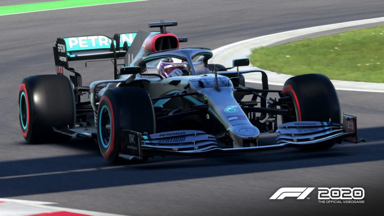 New F1 2020 trial available now