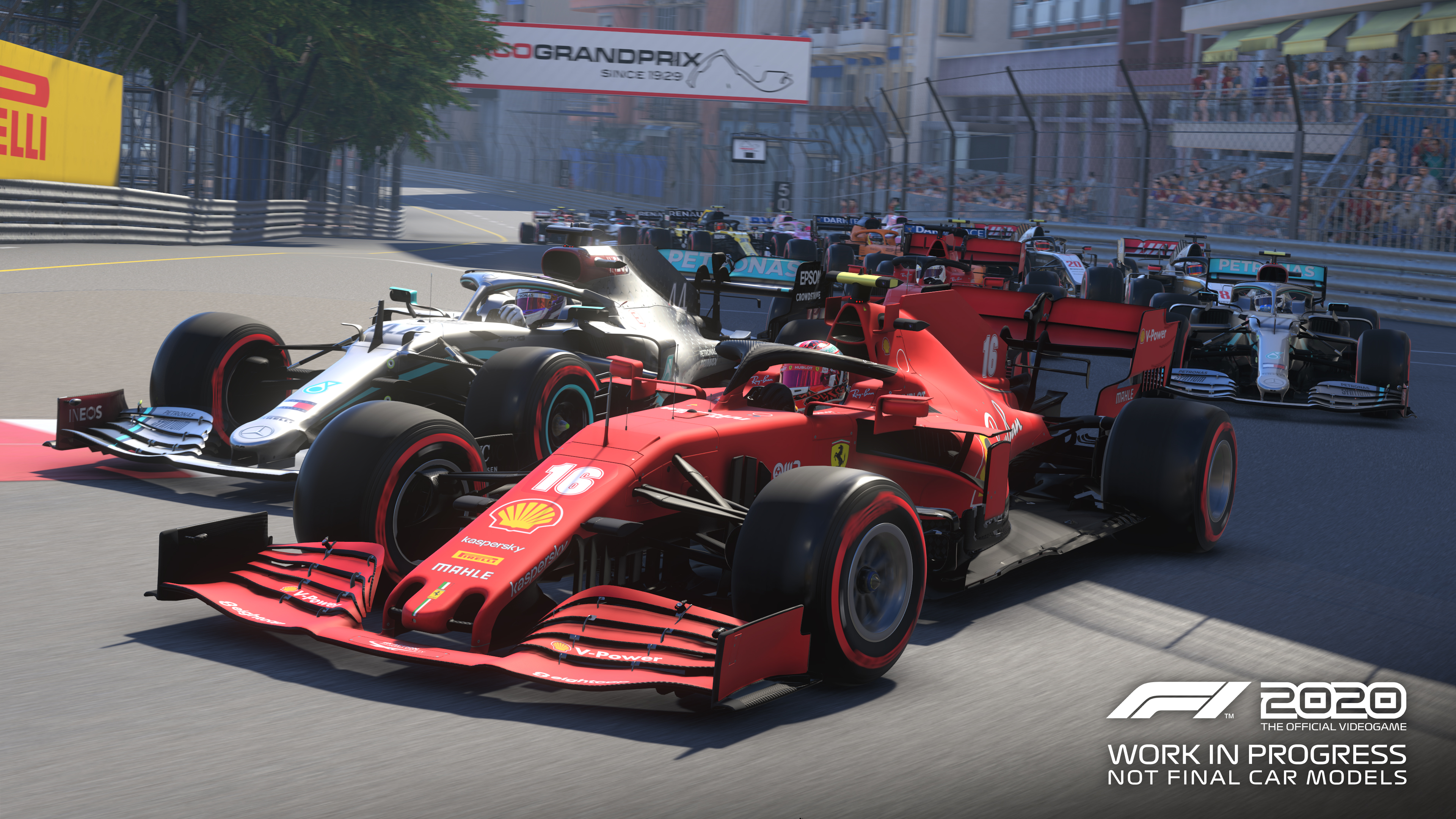 Arcades In Tacoma >> F1 2020 Heads to Monaco in Latest Hot Lap Video - GodisaGeek.com
