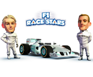 All-New F1 Race Stars Gameplay Trailer