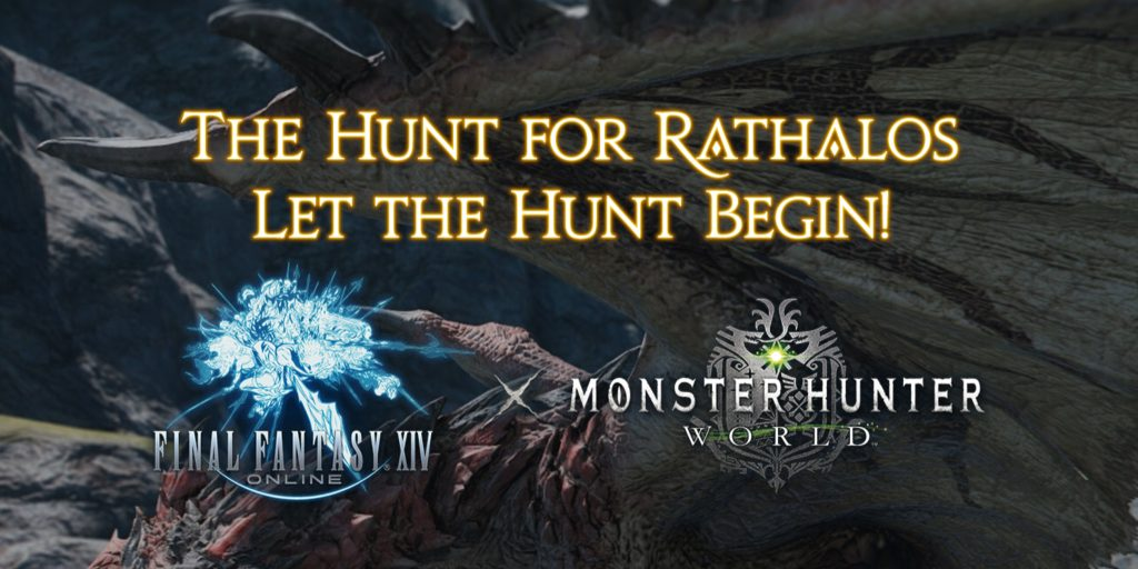 The Final Fantasy XIV Online and Monster Hunter: World