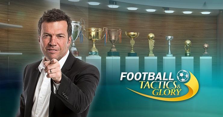 Lothar Matthäus will be at Gamescom 2019 to promote Football, Tactics and Glory