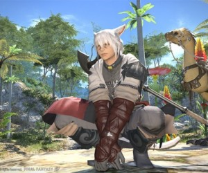 Square Enix Rebrand Final Fantasy XIV to Final Fantasy XIV: A Realm Reborn