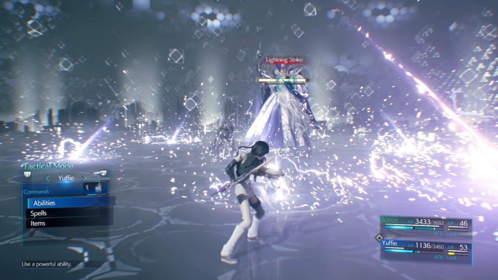 Final Fantasy 7 Remake: Intergrade - Episode: INTERmission 002