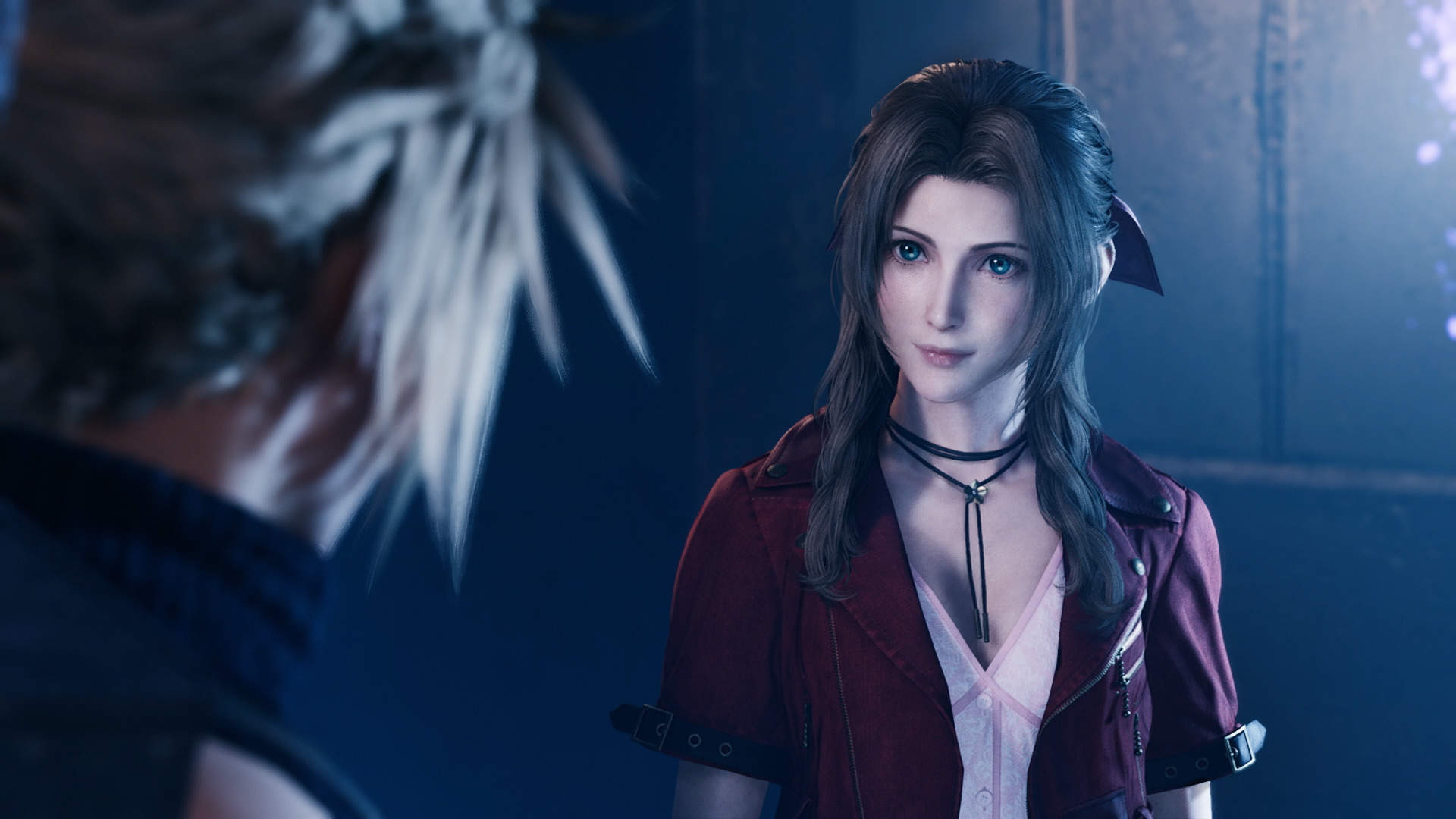 Aerith is adorbale as ever