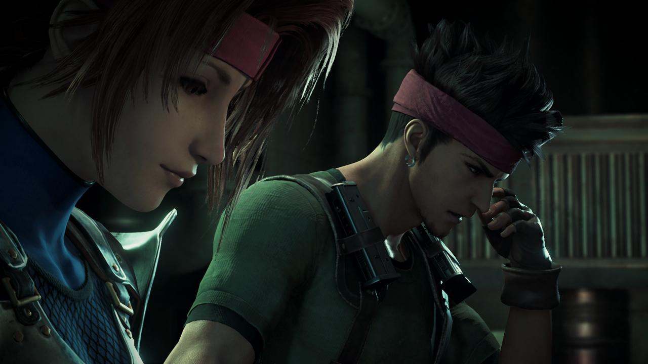 All relationships matter in Final Fantasy 7 Remake