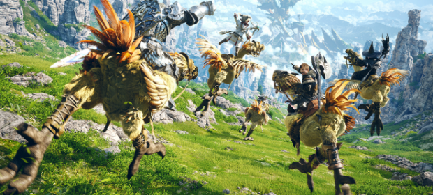 Final Fantasy XIV Online: A Realm Reborn Review