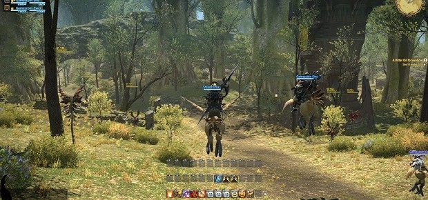 New PS4 Final Fantasy XIV A Realm Reborn Trailer