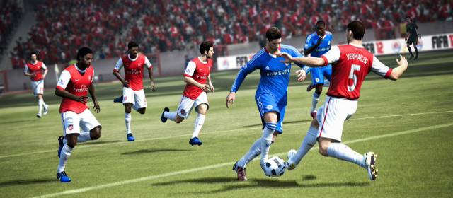 Interview With FIFA 12 Lead Producer, David Rutter