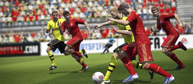 FIFA 14 Interview: Sebastian Enrique