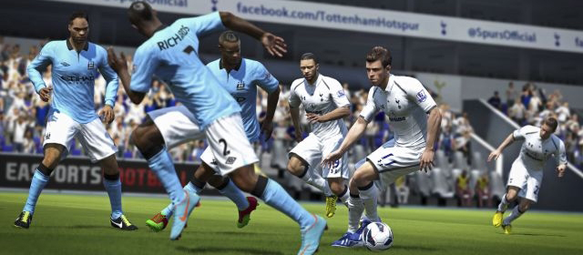 Take a Closer Look At FIFA 14 Pure Shot & Ball Physics