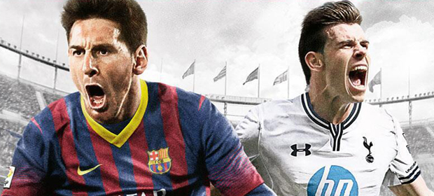 FIFA 14: Next-Gen Trailer Shows Player Turning into Messi