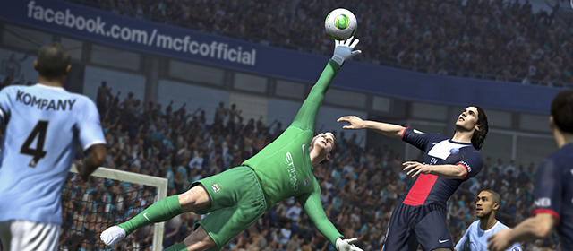 Top 10 Charts Shuffle Around, But FIFA 14 Still At The Top