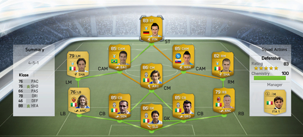 FIFA 14 Ultimate Team Changes Detailed in New Trailer