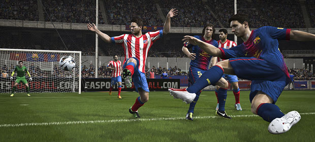 New FIFA 14 Career Mode Features Detailed