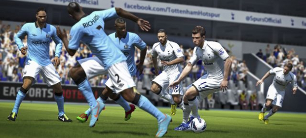 Over 37 Minutes of FIFA 14 Gameplay at Gamescom