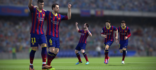 FIFA 14 Is The First All Format Number 1 of 2014