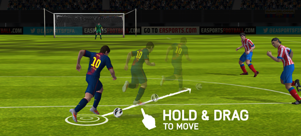 New FIFA 14 Mobile Screenshots