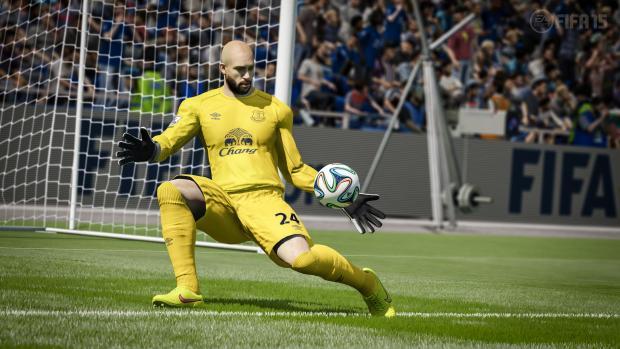 FIFA 15 Keepers