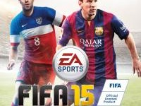 Eden Hazard Graces The FIFA 15 Cover With Messi