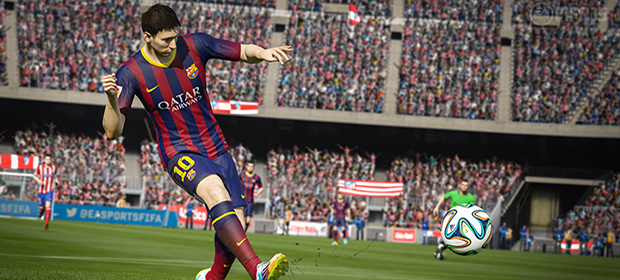 FIFA 15 featured