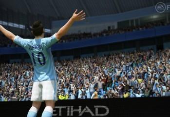 FIFA 16 Aguero