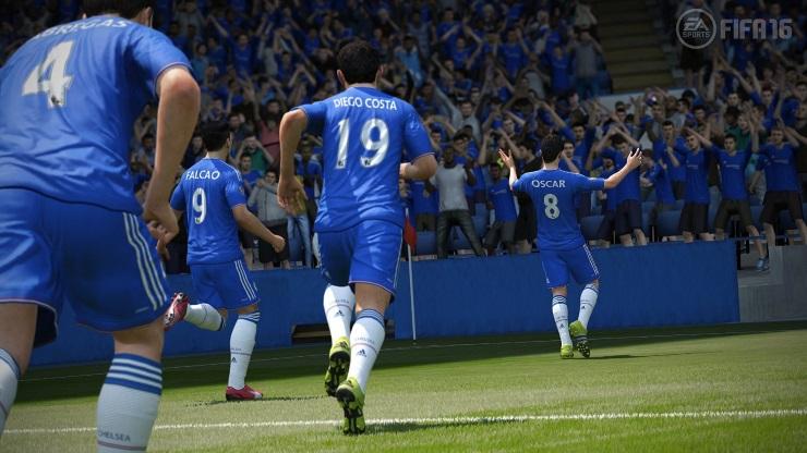 FIFA 16 Chelsea