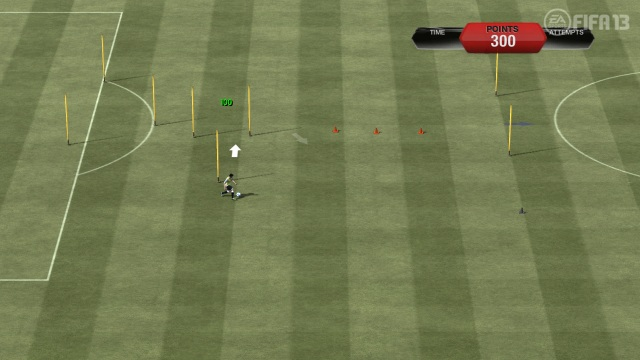 FIFA 13 Preview: Skill Games