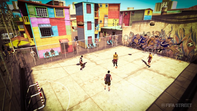 FIFA Street - Buenos Aires