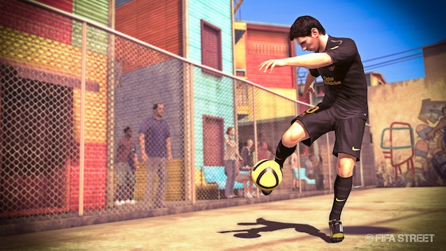 FIFA Street - Messi in Buenos Aires