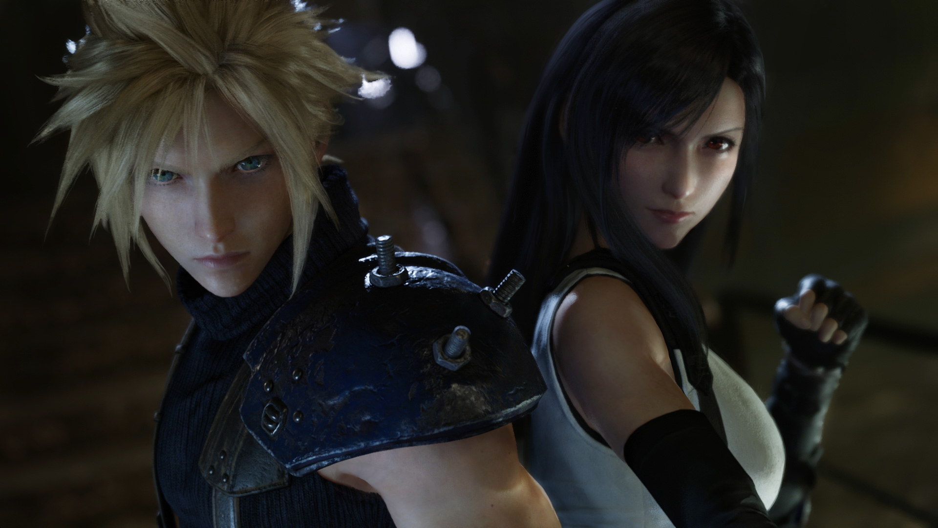 Final Fantasy VII Remake's characters are fully voiced