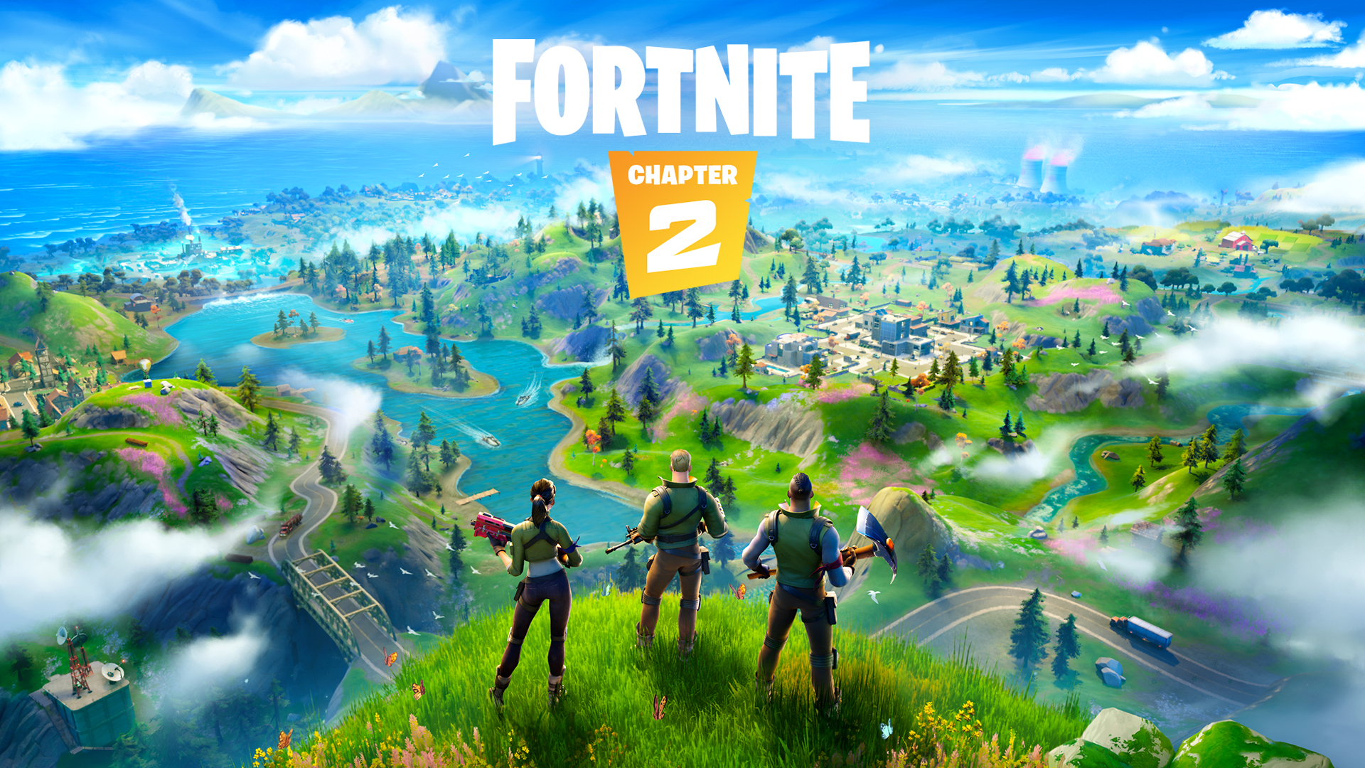 Fortnite Chapter 2 is now available
