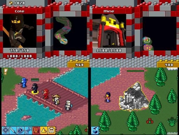 LEGO_Ninjago Screenshot 1