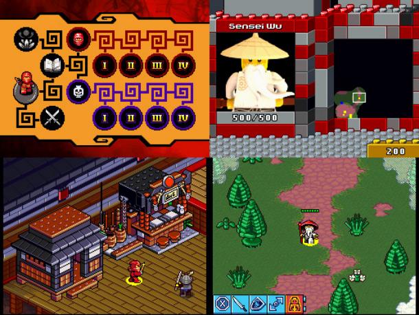 LEGO_Ninjago Screenshot 2