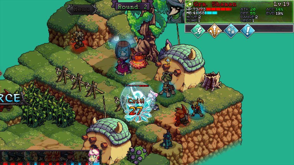 Turn based tactical RPG Fae Tactics announced as a Humble Bundle
