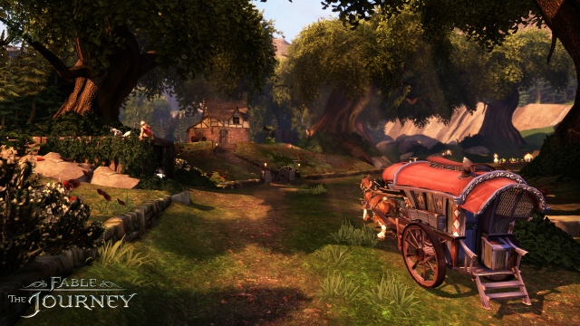 Fable: The Journey - Screenshot 01