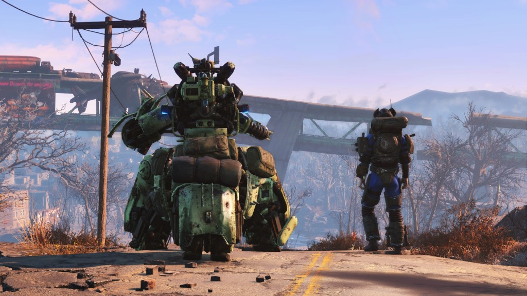 Fallout 4′s Wasteland Workshop DLC released