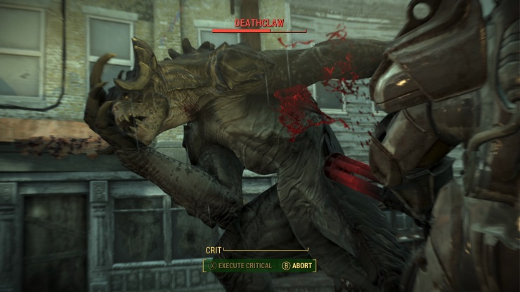 Fallout 4 - Deathclaw