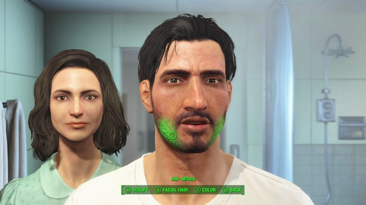 Fallout 4 - Face creation
